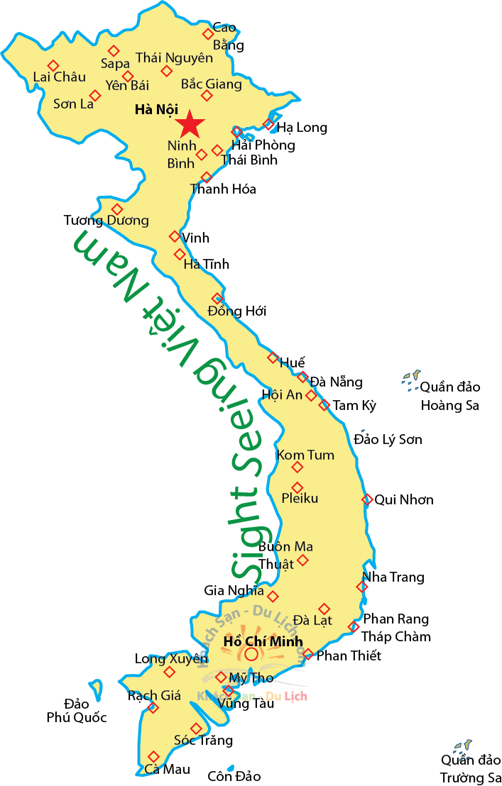 Sight Seeing Việt Nam